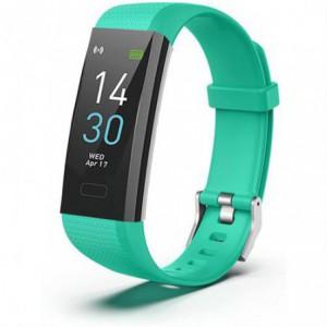 Geeko SW03 Unisex Sport Bracelet Smart Watch and Fitness Tracker - Green