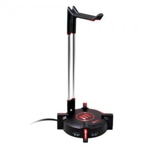 Maxell Gaming Headphone Stand RGB with USB Hub