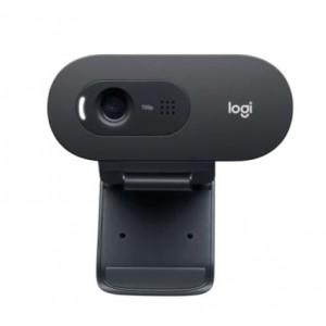 Logitech Webcam C505 - Black
