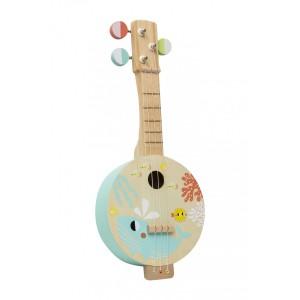 Nuovo Wooden Banjo