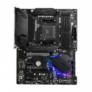 MSI MPG B550 Gaming Plus AM4 ATX Motherboard – Black