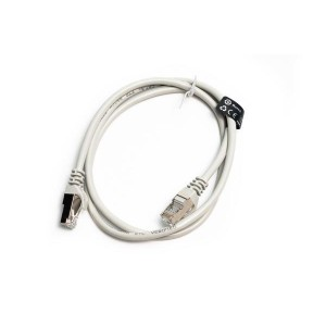 HP Pre-Made Cat5E F/UTP Stranded Patch Cable with RJ45 - 1M