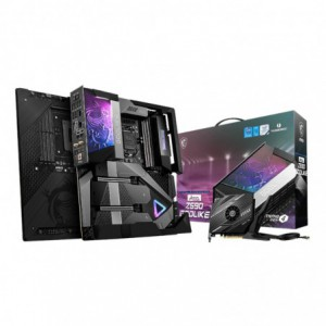 MSI Z590 GOD LIKE Intel LGA1200 ATX Gaming Motherboard