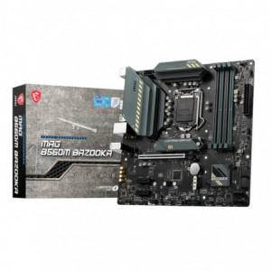 MSI LGA1200 B560M Bazooka Intel 1200 Micro-ATX Motherboard – Black