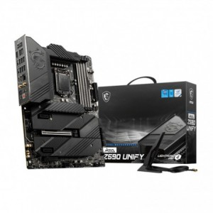 MSI Z590 UNIFY Intel LGA1200 ATX Gaming Motherboard