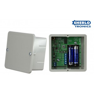 Sherlo Tronics Wireless Gate Alarm Transmitter