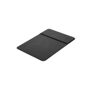 Canyon Wireless Charging Mouse Pad - 324x244x6 mm - Black