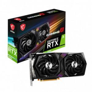 MSI Nvidia GeForce RTX 3060 GAMING 3X 12G 192-Bit Graphics Card