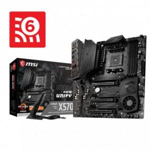 MSI X570 Unify AMD AM4 ATX Gaming Motherboard