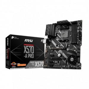 MSI X570-A PRO AMD AM4 ATX Gaming Motherboard