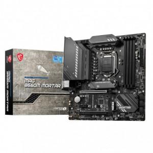 MSI B560M Mortar Intel LGA1200 M-ATX Gaming Motherboard