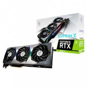 MSI Nvidia GeForce RTX 3080 Ti SUPRIM X 12GB GDDR6X 320-BIT Graphics Card
