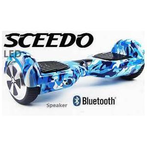Sceedo 6.5 Inch Bluetooth Electric Two wheeler Self-Balancing Board