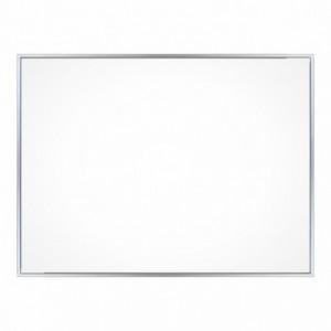 Magnetic Whiteboard Alufine Frame (1200 x 900mm)