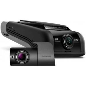THINKWARE U1000 Dual Dash Cam 4K UHD 3840x2160 Front Cam, 2K 2560x1440 Rear Cam 150° Wide Angle Dashboard Camera