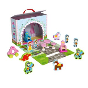 Nuovo  Wooden Princess Story Box