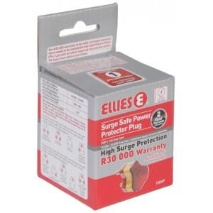 Ellies Hi Surge Protection Plug - 250V