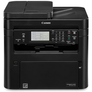Canon - ImageCLASS MF267dw - All-in-One, Wireless, Mobile-Ready, Duplex Laser Printer, Up to 30 Pages Per Minute and High Yield Toner Option