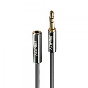 Lindy Cromo Line 10m 3.5mm Extension Audio Cable