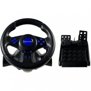 Microworld VW-X9s Steering Wheel Support for PS4 / PS3 / XBox