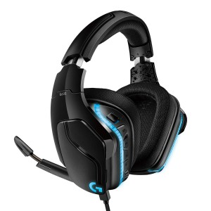 Logitech G635 7.1 Surround Sound Light Sync Gaming Headset