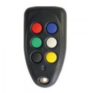 Sherlo Transmitter 6 Button Code Hopping Key Ring TX6 (Sherlotronics)