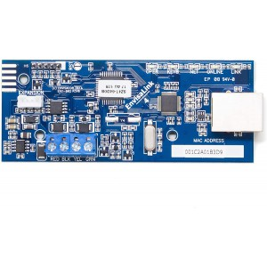 Envisalink EVL-4EZR IP Security Interface Module for DSC and Honeywell (Ademco) Security Systems works with Alexa