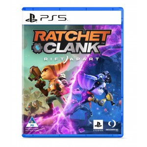 Play Station Ratchet and Clank - Rift Apart (PS5)
