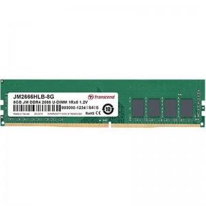 Transcend JM2666HLB-8G 8GB DDR4 2666MHz Desktop Memory