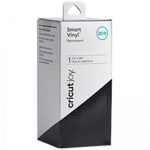 Cricut 2007357 Joy Smart Vinyl Permanent 14x610cm (Black)
