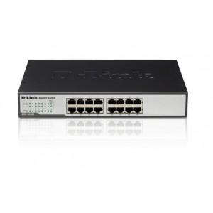 D-Link 24 Port 10/100/1000Mbps Desktop Ethernet Switch, D-Link GreenTM Technology