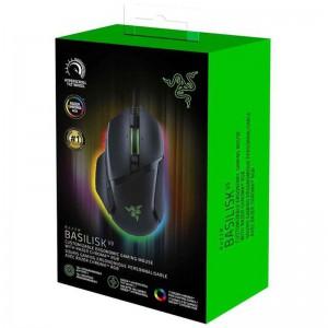Razer Basilisk V3 - Ergonomic Wired Gaming Mouse