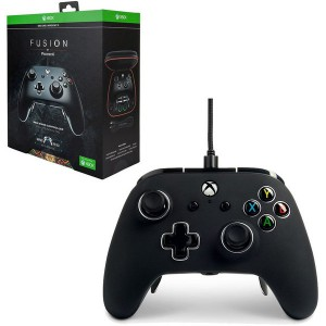 PowerA - Fusion Pro Wired Controller - Black (PC/Xbox One)