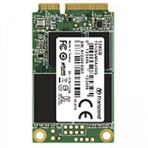 Transcend - mSATA 230S 128GB Internal Solid State Drive