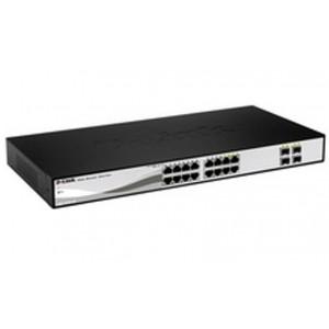 D-Link 24 Port 10/100/1000Mbps Layer 2 Managed Ethernet Switch