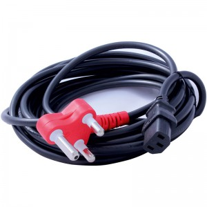 PARROT CABLE POWER IEC TO 3 PIN 5 METER