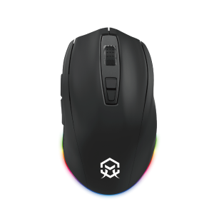 Rogueware GM300 Wired Gaming Mouse - Black