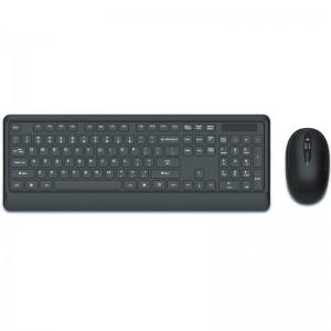 Lekkermotion KM250 Premium Wireless Multimedia Desktop Combo - Black