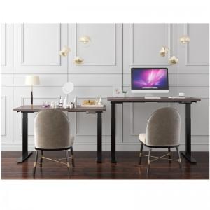 Lekkermotion Rectangular Height Adjustable Study Desk - (140x70 Top) 2/2
