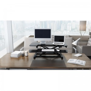 Lekkermotion Height Adjustable Desk Riser 1/1