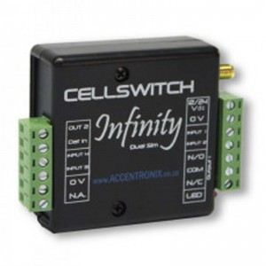 Nice Accentronics Cellswitch Infinity