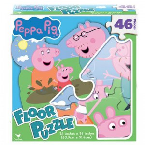 Peppa Pig Floor Puzzle