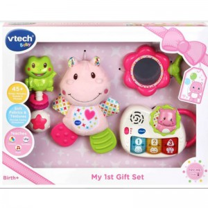 Vtech Baby My First Gift Set - Pink