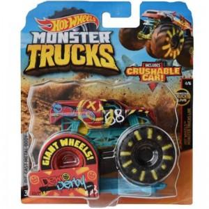 Hot Wheels Monster Trucks 1:64  Demo Derby
