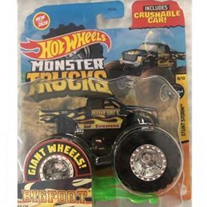 Hot Wheels Monster Trucks 1:64  Drag Bus