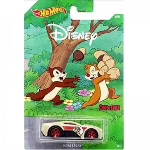 Hot Wheels Disney Car - Mickey & Friends Chip and Dale