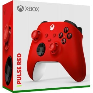 Microsoft Xbox Series X   S Wireless Controller - Pulse Red (Xbox Series X, Xbox One, Windows 10 PC, Android & iOS)