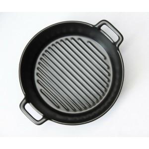 Fine Livng Casserole Oven Dish -  Black