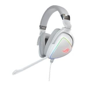 Asus ROG Delta White Edition RGB Gaming Headset (PC/Gaming)