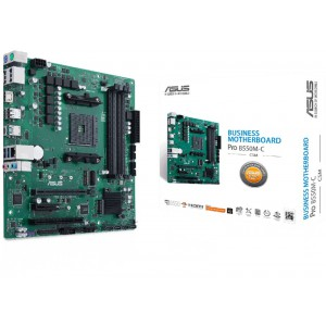 Asus Pro B550M C CSM AMD Socket AM4 Motherboard